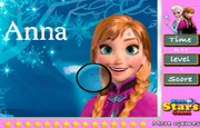 Anna and Elsa Hidden Stars