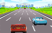 Juego Cars On Road