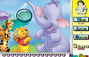 Juego Disney Hidden Numbers 3