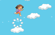 Juego Dora the Explorer Jumping
