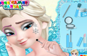 Juego Elsa Wedding Makeup