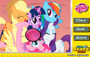 Juego My Little Pony Hidden Stars