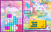 Juego My Little Pony Tetris