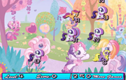 Juego My Little Pony Typing