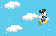 Juego Mickey Mouse Clouds