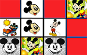 Juego Mickey Mouse Memory