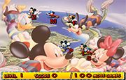 Juego Mickey Mouse Typing