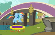 Juego My Little Pony Bounce