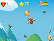 Juego Skye Collect Cookies