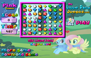 Juego My Little Pony Bejeweled