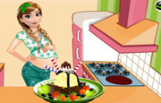 Juego Pregnant Anna Ice Cream Cooking