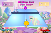 Juego My Little Pony Table Tennis