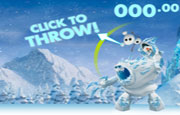 Throw Olaf