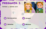 Juego Test de James